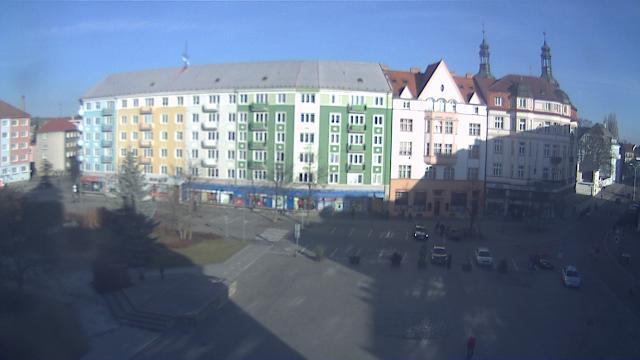 Web kamera Krnov